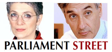 Daily Mail's Melanie Phillips & John Redwood MP on Parliament Street Conference panel debate