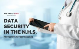 NEW RESEARCH: Data Security and NHS Patient Records