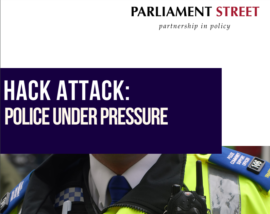 NEW RESEARCH – Hack Attack: Police Under Pressure